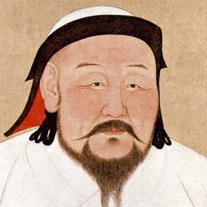 War Hero Kublai Khan - age: 78