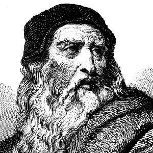 Painter Leonardo da Vinci - age: 67
