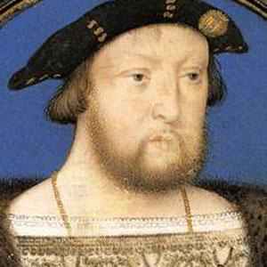 Royalty King Henry VIII of England - age: 55