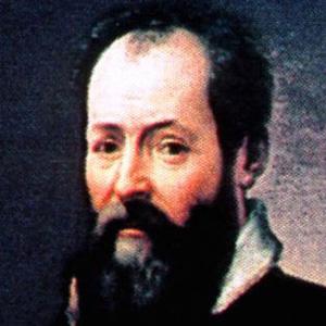 Non-Fiction Author Giorgio Vasari - age: 62