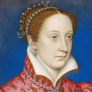 Royalty Mary Queen of Scots - age: 44