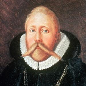 Scientist Tycho Brahe - age: 54