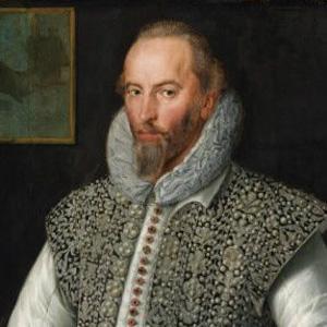 Explorer Walter Raleigh - age: 66