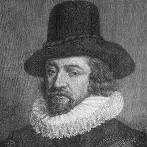 Philosopher Francis Bacon - age: 65