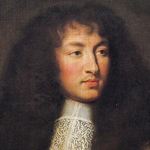 Royalty Louis XIV - age: 76