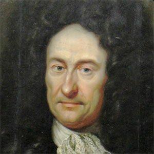 Philosopher Gottfried Wilhelm Leibniz - age: 70