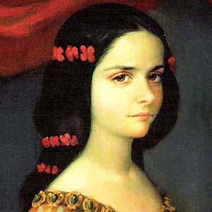 Philosopher Juana Ines de la Cruz - age: 43
