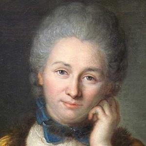 Scientist Emilie Duchatelet - age: 42
