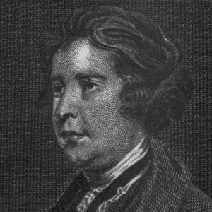 Politician Edmund Burke - age: 68