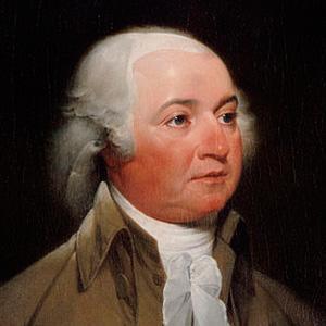 US President John Adams - age: 90