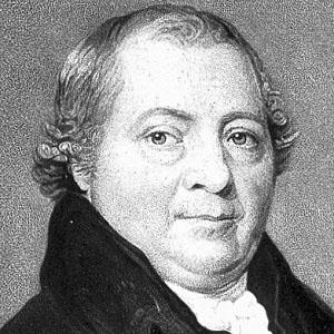 Scientist Martin Heinrich Klaproth - age: 73