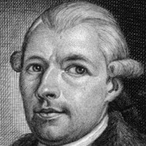 Philosopher Adam Weishaupt - age: 82