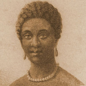 Poet Phillis Wheatley - age: 31