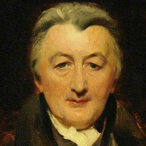 Politician William Wilberforce - age: 73