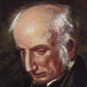 Poet William Wordsworth - age: 80