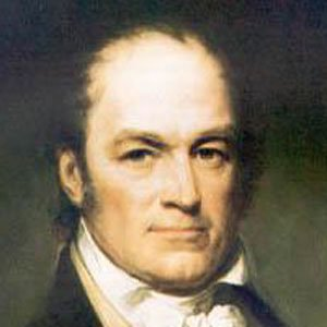 Politician William H. Crawford - age: 62