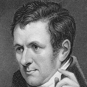Scientist Humphry Davy - age: 50