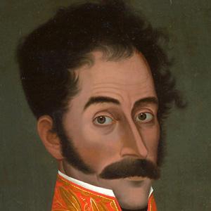 War Hero Simon Bolivar - age: 47
