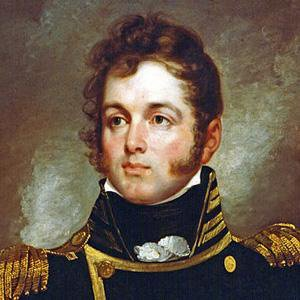 War Hero Oliver Hazard Perry - age: 34