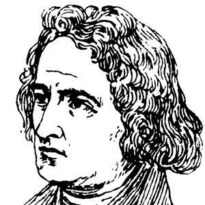 Novelist Wilhelm Grimm - age: 73