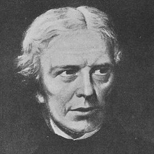 Scientist Michael Faraday - age: 75