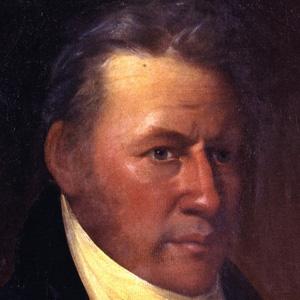 Politician James G. Birney - age: 65