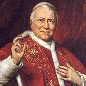 Pope Pius IX - age: 85