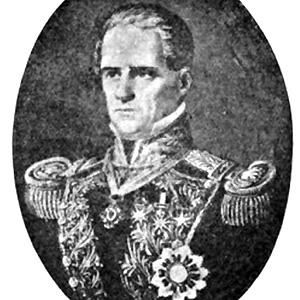 War Hero General Santaanna - age: 82