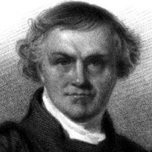 Scientist William Whewell - age: 71
