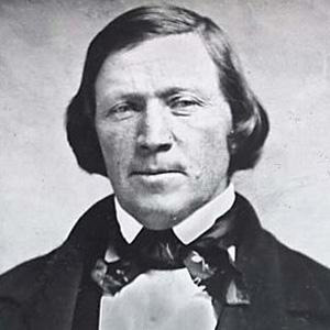 Religious Leader Brigham Young - age: 76