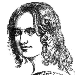 Poet Sarah Flower Adams - age: 43