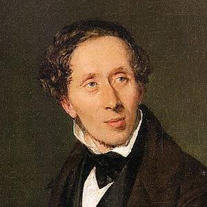 Children's Author Hans Christian Andersen - age: 70