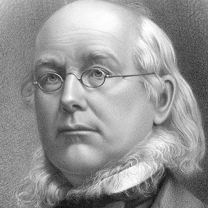 Journalist Horace Greeley - age: 61