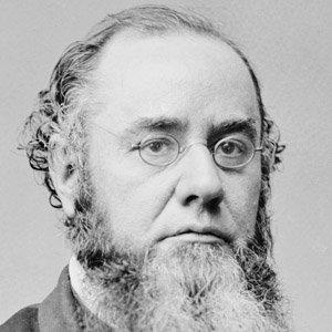 Lawyer Edwin M. Stanton - age: 55