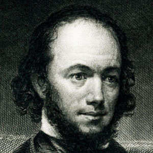 Poet Rufus Wilmot Griswold - age: 42