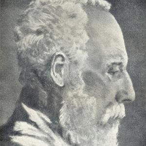 Philosopher Debendranath Tagore - age: 87
