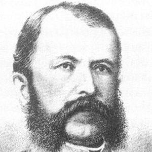 Poet Petar Preradovic - age: 54