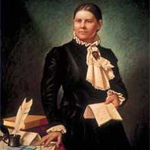 Civil Rights Leader Lucy Stone - age: 75
