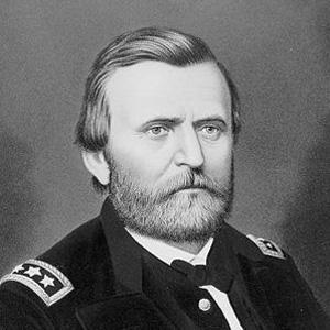 US President Ulysses S. Grant - age: 63