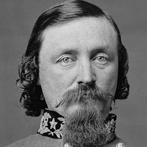War Hero George Pickett - age: 50