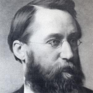 Painter Hans Gude - age: 78