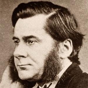 Scientist Thomas Henry Huxley - age: 70