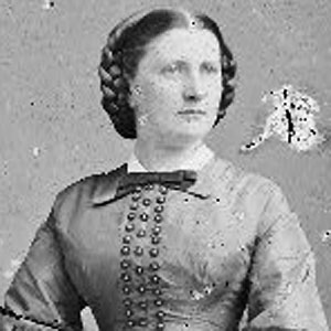 Political Wife Harriet Lane - age: 73
