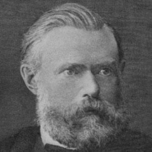 Entrepreneur Ludvig Nobel - age: 56