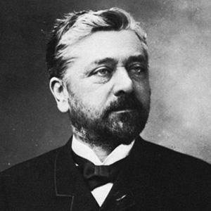 Engineer Gustave Eiffel - age: 91