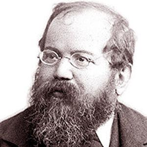 Chess Player Wilhelm Steinitz - age: 64