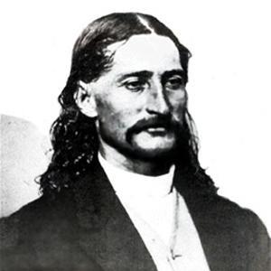 Wild Bill Hickok - age: 39