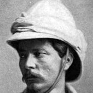 Explorer Henry Morton Stanley - age: 63