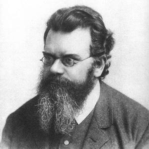 Scientist Ludwig Boltzmann - age: 62