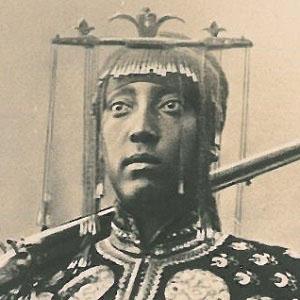Royalty Menelik II - age: 69